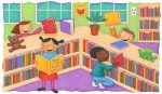 library-kids